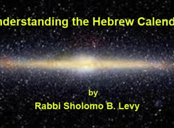 Understanding the Hebrew Calendar Icon