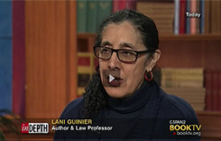 Harvard Law Professor, Lani Guiner, Describes Racism at Jewish Events