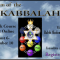 Kabbalah Course 2015