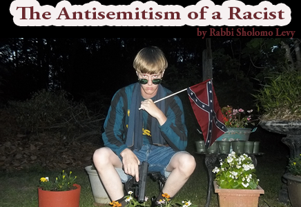 The Antisemitism of a Millennial Racist by Rabbi Sholomo Ben Levy