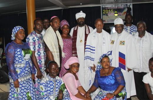 A Sacred  Journey to Nigeria