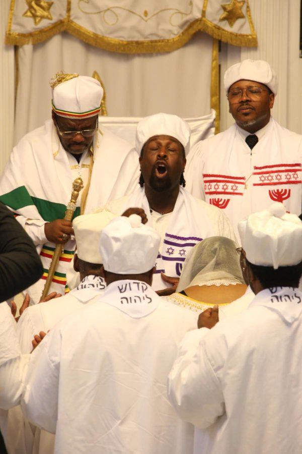 Inauguration of Chief Rabbi Capers Shmuel Funnye