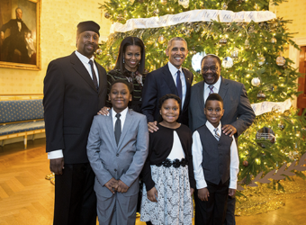 Black Jews at the White House