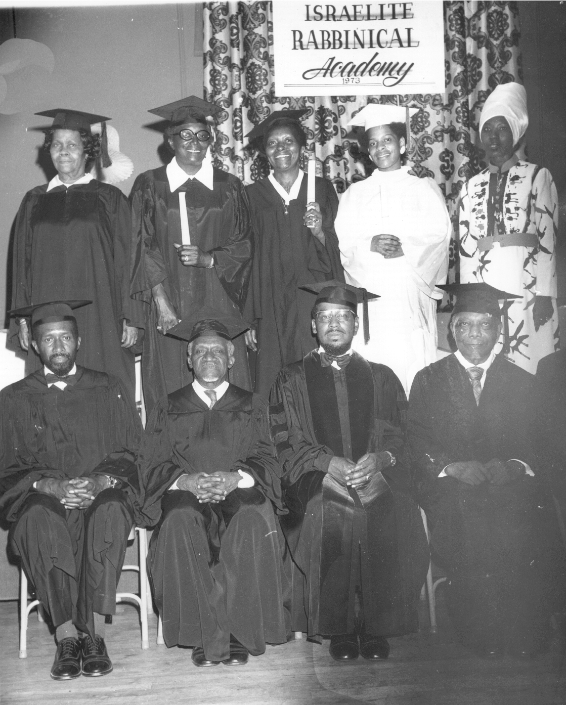 IBR Graduation of Teachers 1973