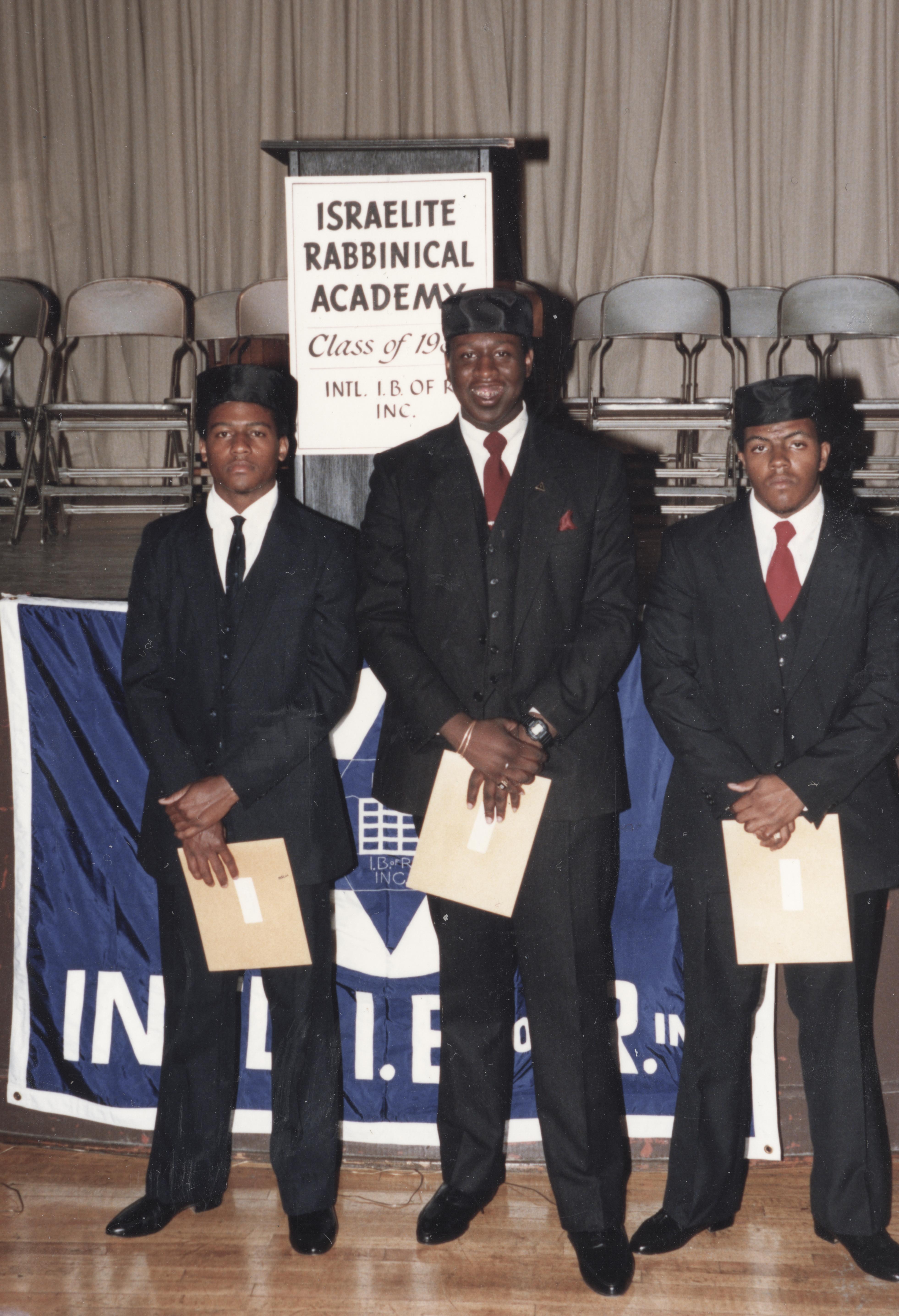 IRA Graduation Class of 1989